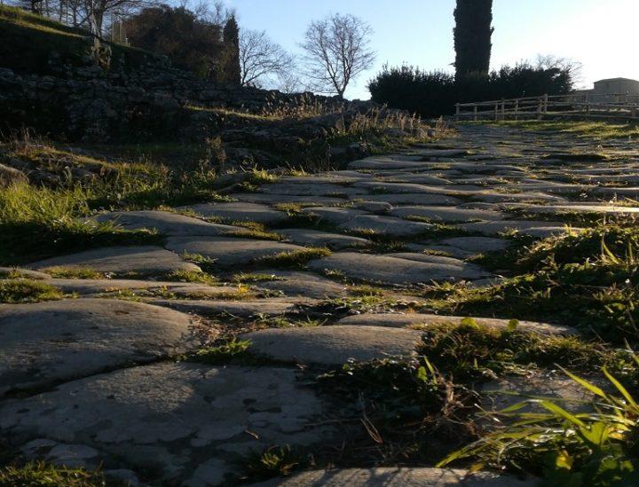 Scavi etruschi di Vetulonia